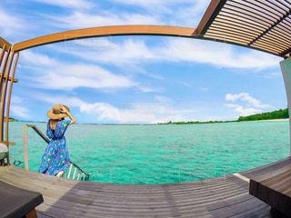 インド洋の楽園の写真・画像素材[2242981]