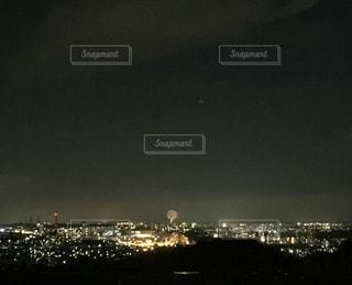 風景,夜景,きれい,花火,景色,夏の夜