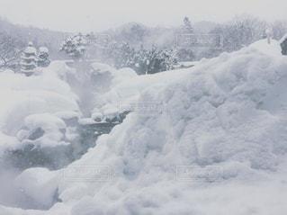 冬,日帰り温泉,雪見温泉,豊平峡温泉,豊平峡