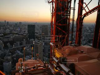 東京タワーの写真・画像素材[546919]