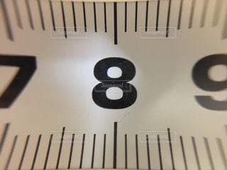 近くに時計のアップの写真・画像素材[1261306]