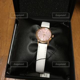 白,腕時計,時計,Instagram,クリスマス,限定,cmrmsm,アニエス・ベー