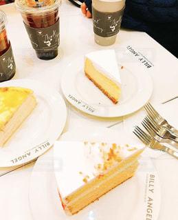 カフェ,ケーキ,韓国,グレープフルーツ,友達,韓国旅行