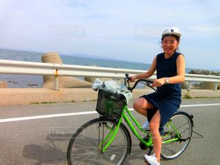 自転車,サイクリング,日間賀島,もうすぐ夏