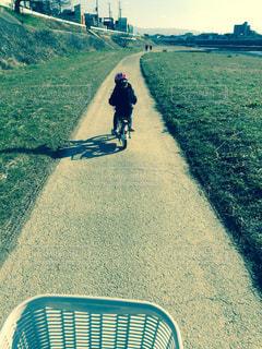自転車の写真・画像素材[436324]