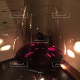 #赤ワインの写真・画像素材[530406]