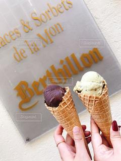 パリ,アイスクリーム