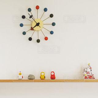 時計の写真・画像素材[442017]