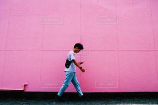 ピンクの写真・画像素材[474643]