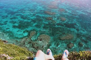崖ジェニックの写真・画像素材[786963]