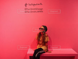 pinkの写真・画像素材[843419]