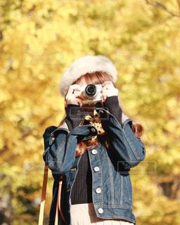 衣装を着ている人の写真・画像素材[878459]