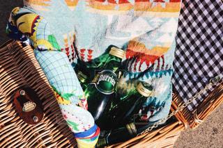 picnicbagに忍ばせての写真・画像素材[904747]