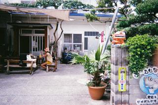 屋外,島,沖縄,女,休憩,人物,人,フィルム,離島,フィルムカメラ,写ルンです,フィルム写真,フィルムフォト