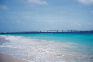 自然,橋,ビーチ,晴れ,フィルム,離島,人工物,フィルムカメラ,フィルム写真,35mm,フィルムフォト