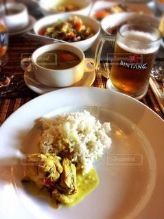 インドネシア,ジョグジャカルタ,ビンタンビール,Sekar Kedhaton Restauran,ジャワカレー,ジャワティー