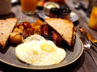 ニューヨーク,アメリカ,マンハッタン,The Round Table,ラウンド・テーブル,クラシック・アメリカン・ブレックファースト,Classic American Breakfast