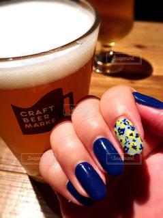 ビールとネイル - No.894203