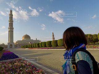 モスクの写真・画像素材[1247597]