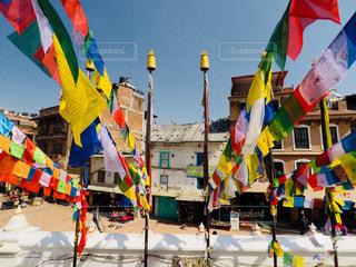 ネパール仏教の写真・画像素材[1247667]