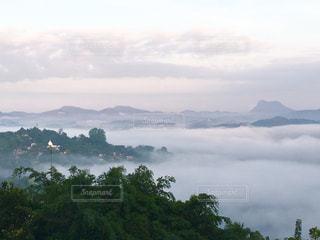 自然,空,白,雲,山,旅行,雲海,海外旅行,ホワイト,スリランカ