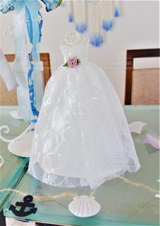 白,結婚式,花嫁,ミニチュア,ウェディングドレス,置物,幸せ,お祝い,ホワイト,模型,ウェディング,祝福,ライフイベント