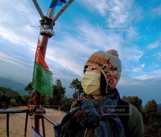 ネパールでの写真・画像素材[1684540]
