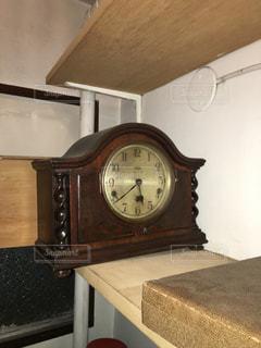 アンティーク,時計,古時計,ゼンマイ時計,ぜんまい時計