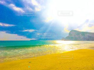 海,ビーチ,晴れ,青空,島,青,砂浜,鹿児島,離島,種子島,白砂,宇宙センター