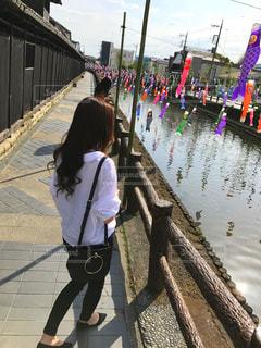 川,鯉のぼり,蔵の街,栃木市,うずまの鯉のぼり