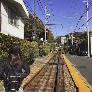 線路,湘南,女子旅,鎌倉,おさんぽ,江ノ電,藤沢,旅好き