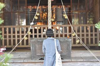 初詣の写真・画像素材[964555]