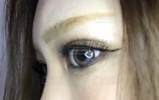 目の写真・画像素材[592716]