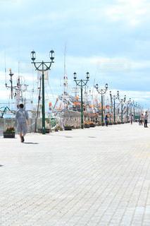 北海道,漁船,川沿い,釧路市