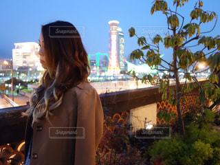 夜景,綺麗,神戸,神戸タワー,mosaic,わたしの街