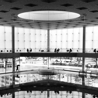 大きな部屋の写真・画像素材[824958]