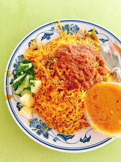 屋台,シンガポール,カレー,インド料理,ビリヤニ,Al-mahayas Bryani Prata Hut