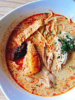 スープ,シンガポール,鶏,麺,チキン,ラクサ,Foodfare
