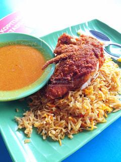 シンガポール,カレー,鶏,チキン,インド料理,ビリヤニ,Sixth Avenue Briyani