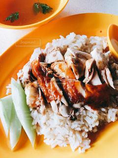 屋台,シンガポール,鶏,チキン,チキンライス,S-11 Ang Mo Kio 711 Food Gathering