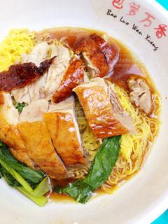 屋台,シンガポール,鴨,麺,中華,ヌードル,ダック,Telok Ayer Market,包夢万香 Bao Luo Wan Xiang