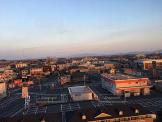 朝焼け,鳥取県,米子,山陰