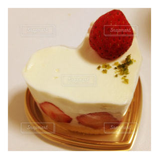 ケーキ,ハート