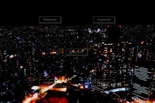 夜,夜景,東京,綺麗,新宿,東京都庁展望台