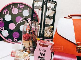 ピンク,かわいい,時計,女子,おしゃれ
