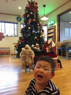 子供,悲しい,クリスマス