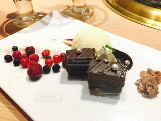 ケーキ,デザート,チョコレートケーキ