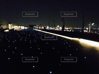 ライトアップの写真・画像素材[3012857]