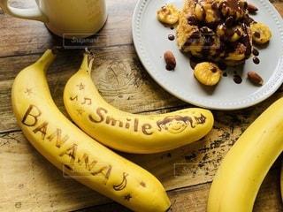 Smile,黄色,果物,フレンチトースト,お絵描き,ドール,バナナ,DOLE,バナペン