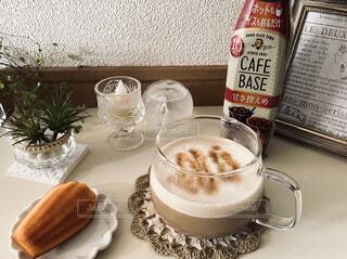 コーヒー,カプチーノ,コーヒータイム,おうちカフェ,家カフェ,ドリンク,ホットコーヒー,おやつタイム,ボス,カフェベース,希釈タイプ